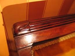 restaurer un canap d angle canapé d angle en acajou epoque restauration xixe siècle n 43269