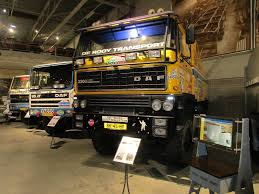 museum classics daf museum eindhoven part one u2013 the trucks