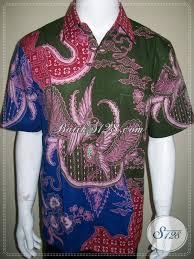 desain baju batik pria 2014 model baju kerja pria batik tulis pria pakaian batik terbaru