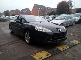 used peugeot 407 used peugeot 407 coupe 2 0 hdi bellagio 2dr in cleckheaton west