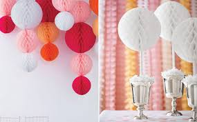 paper balls decor lushlee