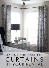 Corner Curtain Bracket Best 25 Corner Window Treatments Ideas On Pinterest Corner