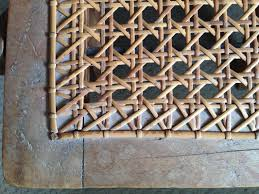 Caning A Chair Hand Cane Or Sheet Cane Emza U0027s Chair Caning U0026 Weaving