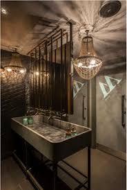 Rustic Industrial Bathroom by Rustic Industrial Rustic Industrial Decor Rustic Industrial And