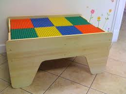 Play Table With Storage by Excellent Duplo Lego Table 80 Lego Duplo Lap Table With Storage