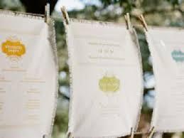 prã sentation menu mariage la décoration de mariage la présentation des menus 1 2 par