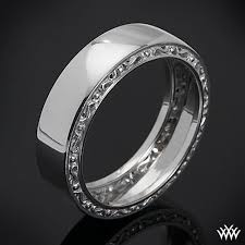 Guys Wedding Rings by Best 25 Verragio Wedding Bands Ideas On Pinterest Princess Cut