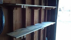 Shelves From Pallets by Pallet Shelves U2022 1001 Pallets