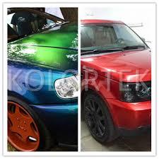 metallic spray paint colors for car chameleon car paints