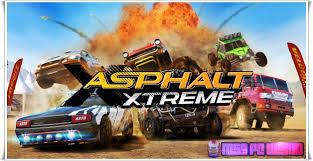 asphalt apk asphalt xtreme v1 6 0l mod apk obb data unlimited money