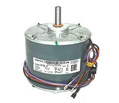 trane condenser fan motor replacement trane american standard condenser fan motor 1 8 hp 230v x70370245010