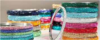 crystal bangle bracelet images My crystal bangles jpg
