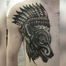 traditional wolf for your inspiration