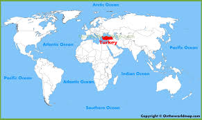 Turkey Map Europe by Turkey Location On The World Map