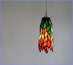 Stained Glass Ceiling Fan Light Shades Beautiful Ceiling Fan 7 Stained Glass Ceiling Light