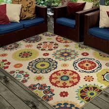 3 X 5 Outdoor Rug Carolina Weavers Indoor Outdoor Santa Barbara Collection Pedro