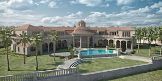 luxury estate plans plan 189 mansion collection n ocean boulevard palm beach