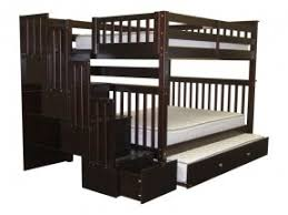 Full Size Bunk Bed With Desk Open Travel - Full sized bunk beds
