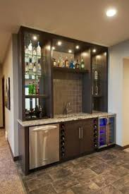 Bar Home Design Modern 25 Creative Built In Bars And Bar Carts Shelves Bar And Box