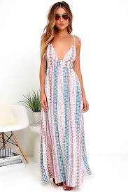 maxi dress pretty print dress maxi dress multicolored dress 46 00