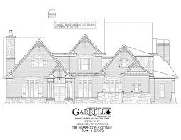 Arts And Crafts Style House Plans Wimbeldon Cottage House Plan House Plans By Garrell Associates Inc