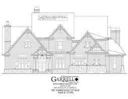 wimbeldon cottage house plan house plans by garrell associates inc