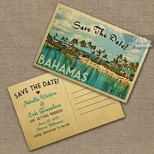 Montana travel cards images Bahamas save the date postcards printable bahamas postcard jpg