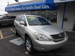 lexus rx330 dash recall 2006 used lexus rx rx 330 awd navi camera at premier auto