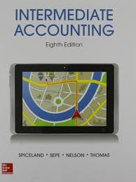 intermediate accounting j david spiceland 9780078025839 amazon
