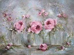 Flowers On - best 25 flowers on canvas ideas on