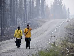 Wildfires Burning In Washington State by Alaska U0027s Climate Hell Record Heat Wildfires And Melting Glaciers