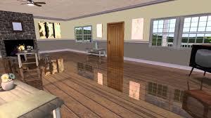 Shiny Laminate Floors Shiny Floor Revealed Mirror People Youtube