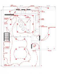 Lighting Layout Design | recessed lighting spacing 8 foot ceiling led lighting layout