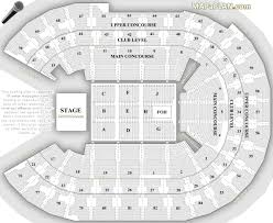 allstate arena seating chart with rows and seat numbers