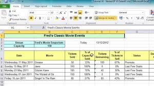 Microsoft Excel Worksheet Excel Tip 006 Format Painter For Ranges Worksheets Microsoft
