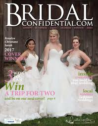 bridal confidential 2017 18 by bridal confidential issuu