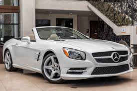 mercedes sl class 2014 used mercedes sl class at oc autohaus serving westminster ca