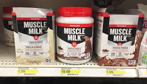 target calphalon black friday muscle milk singles only 1 00 at target the krazy coupon lady