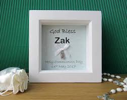 holy communion gifts for boys holy communion block confirmation gift