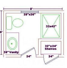 The  Best Small Bathroom Floor Plans Ideas On Pinterest Small - Small bathroom layout designs