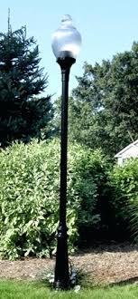 decorative street light poles decorative lighting pole anchor base direct burial decorative pole