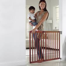 Baby Safety Gates For Stairs Extending Wood Baby Gate Child Gate Wooden Baby Gate