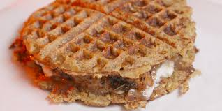 thanksgiving leftover sandwich waffled leftover stuffing how to make leftover stuffing waffles