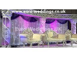 wedding backdrop birmingham asian wedding stages birmingham mehndi stages mandaps and