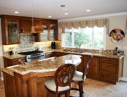 Granite Top Kitchen Island With Seating Kitchen Islands Modern Kitchen Island Ideas Kitchen Island