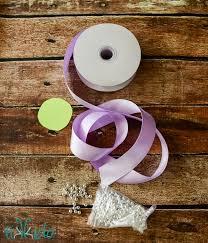 ruffled ribbon ruffled ribbon gift wrap tutorial tikkido