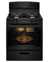 sears outlet black friday amana aer5630bab 4 8 cu ft self cleaning electric range