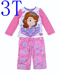 sofia baby pijamas sofia princess kids pajamas spring fall