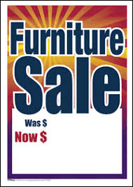 sale tags furniture sale signs4retail