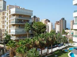 Benidorm Spain Map by Apartment Benidorm Tower Benidorm Spain Booking Com